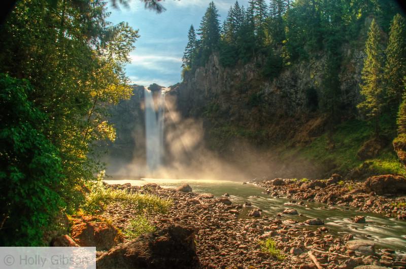 Snoqualmie Falls - 102