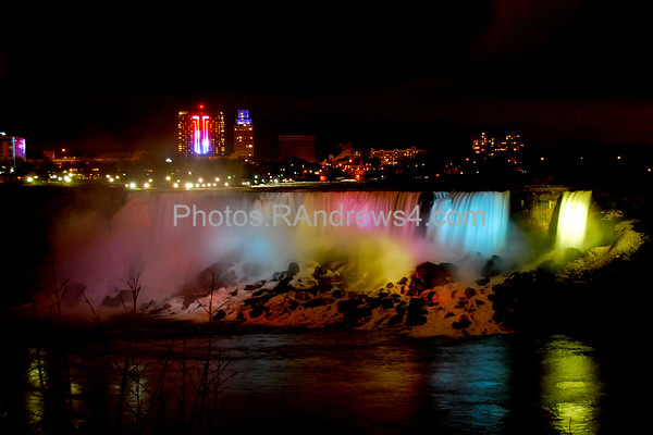 Waterfalls Top 10 List