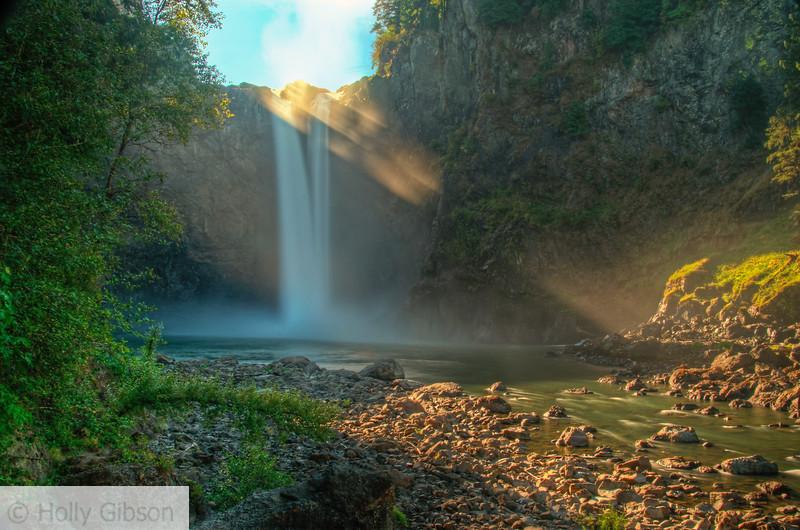 Snoqualmie Falls - 98