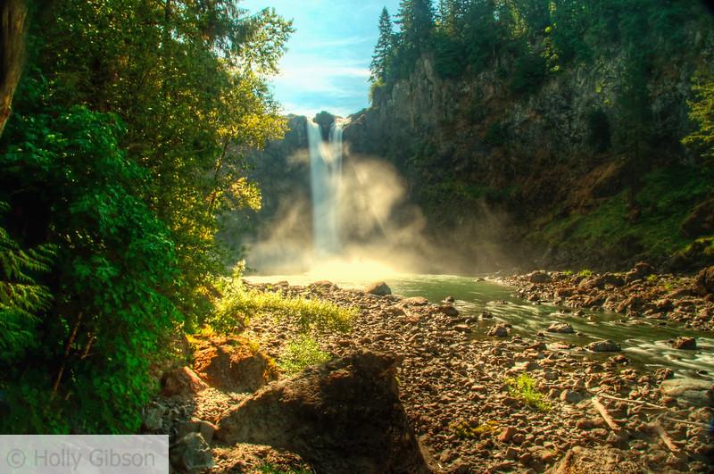 Snoqualmie Falls - 103