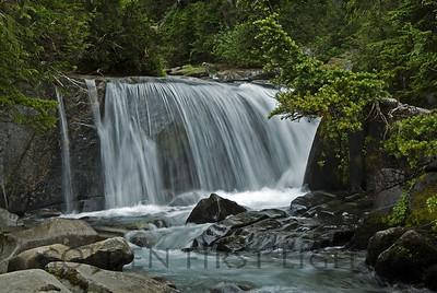 Paradise River, Mt Rainier National Park