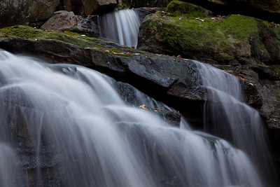 Falls of Shays Run, WV Middle Falls (IMG_1926)