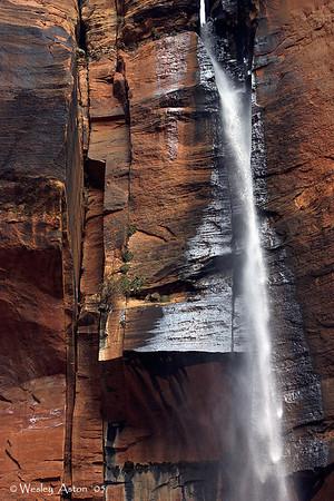 Falls in Utah
