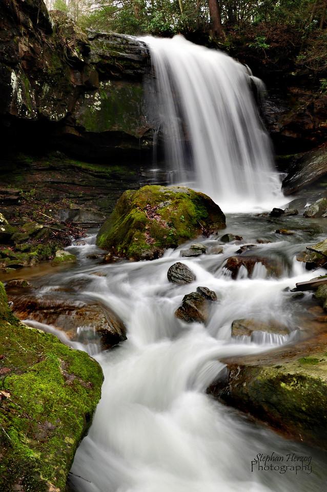 Marr Creek Falls