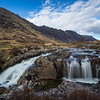 Clachaig Falls - Glencoe - Highlands, Scotland (April 2018)