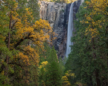 Bridalveil Falls, Yosemite National Park
