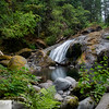 Rock Creek - Heaven and Hell Falls