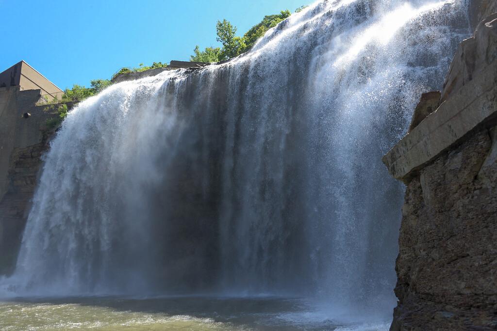 Lower Falls, Rochester, NY