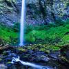 Elowah Falls; Columbia River Gorge