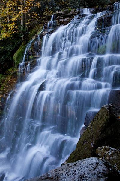 Falls of Shays Run, WV<br /> Lower Falls <br /> (IMG_1939)