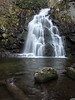 5 January 2013.  Spruce Flats Falls, Great Smoky Mountains National Park, Tennessee.