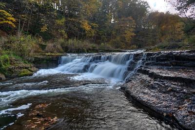 Wiscoy Falls 3