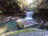 19 January 2013.  Dog Slaughter Falls, Whitley County, KY.