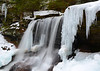 Ricketts Glen State Park<br /> B Reynolds Falls<br /> January 2013