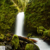 Wahe/Moffett Creek Falls - Columbia River Gorge