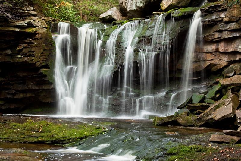 Elakala Falls, WV<br /> (IMG_0504)