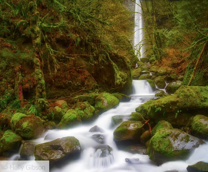 Elowah Falls - Columbia River Gorge - 177