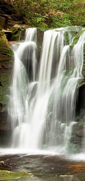 Elakala Falls, WV<br /> (IMG_0506b)