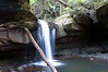 Dog Slaughter Falls in the Daniel Boone National Forest.