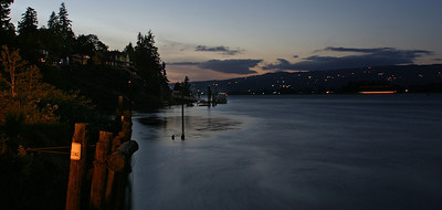 Columbia River at Twilight (44302067)