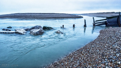 Pagham beach Jan-Dec 2014