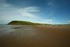 St Bees Beach, looking towards St Bees Head.