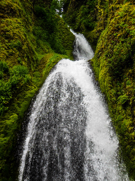 Wakheena Falls Oregon