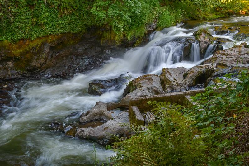 Tumwater Falls 7-29-21