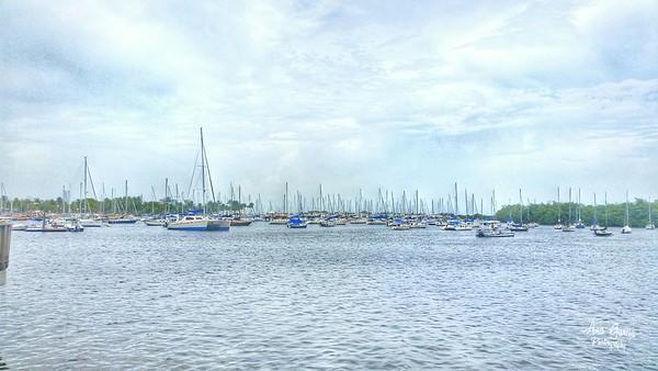 Sail Boats. | #AnaGarciaPhoto #AnaGarciaPhotography