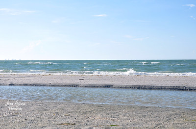 """Sanibel Island Beach"" 