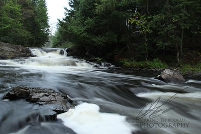 Ragged Stream Falls, Maine