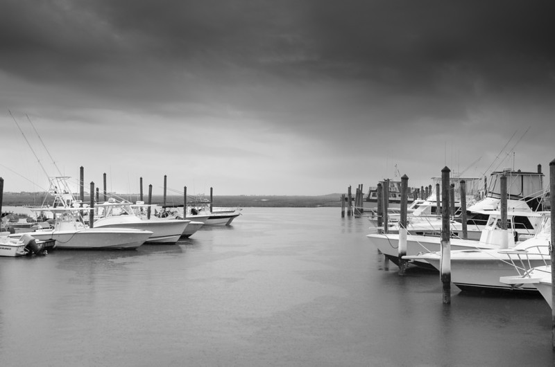 Docked Before the Storm