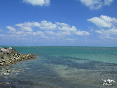 View from Bill Baggs Cape Florida Lighthouse