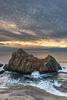 Mattamus clouds at sunset, Pfeiffer Beach Big Sur