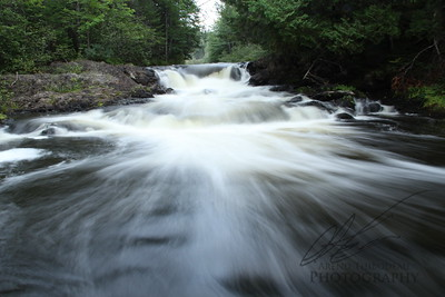 Ragged Stream Falls, Maine
