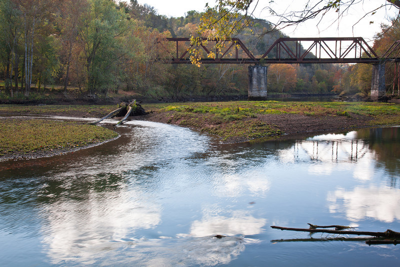 Caney Fork RR Bridge 2a