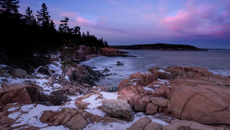 Shades of Acadia