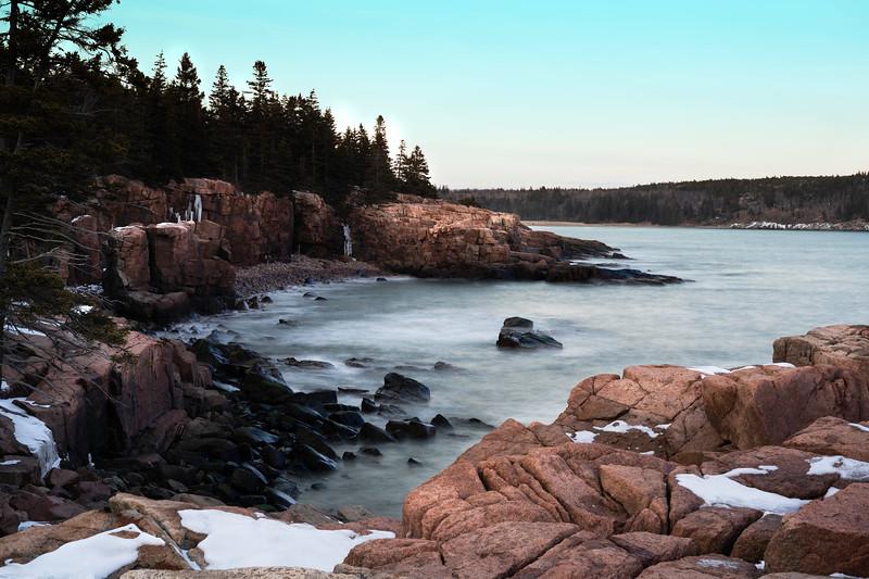 Acadia Clliffs