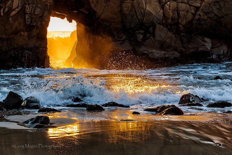 Pfeiffer Beach - January 2013