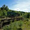 A disused slate mine above Stanhope
