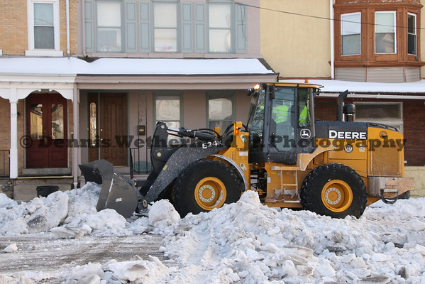 2014 Allentown Snow Removal