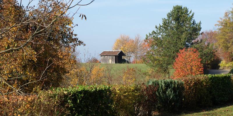 A simple hut