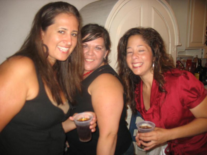 marcela, katia y angie