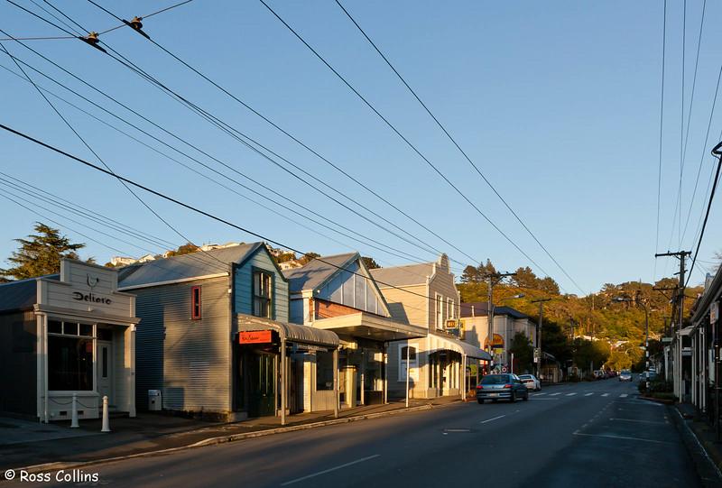 Aro Valley, Wellington, 19 September 2010