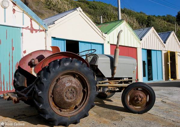 Titahi Bay, Porirua, 9 July 2006