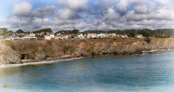 """Village of Mendocino"""