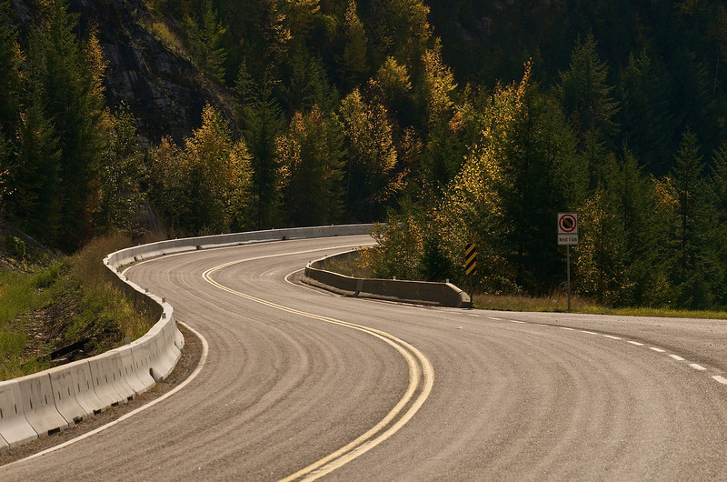 Highway 6, Slocan Valley, BC