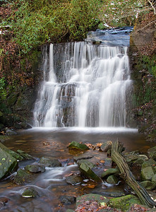 Tiger Clough water fall