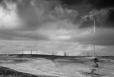 Winter Hill television mast