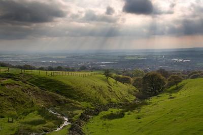 Overlooking Horwich